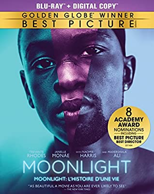 Moonlight [Blu-ray + Digital HD] (Bilingual)