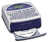 Casio Disc Title Printer with Qwerty keyboard (CW-75)