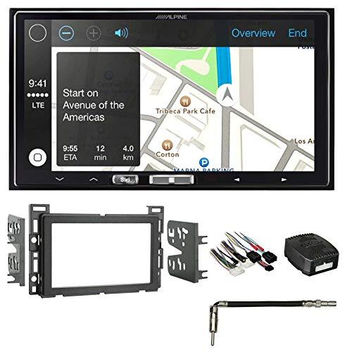 (Alpine Digital Media Receiver Wireless CarPlay/XM Ready For 2009 Pontiac)