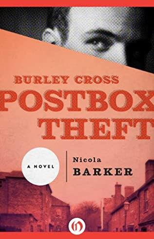 book cover of Burley Cross Postbox Theft