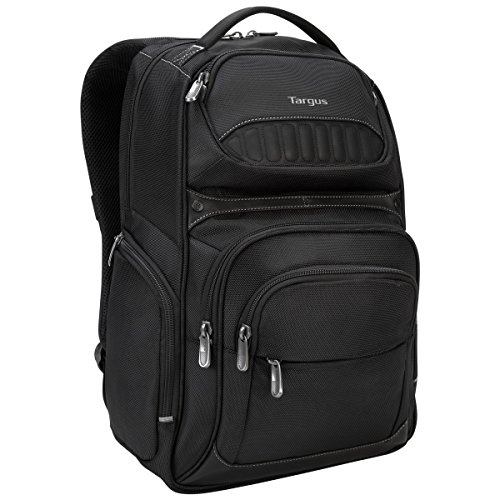 Targus Legend Iq Backpack For 16 Inch Laptops  Black  Tsb705us