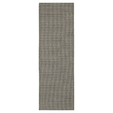 Smith & HawkenTM Runner Outdoor Rug - Coffee Stripe (Smith And Rugs Hawken)