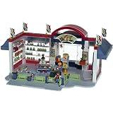 Playmobil - 3200 - Les commerçants -  Marchand + Superette