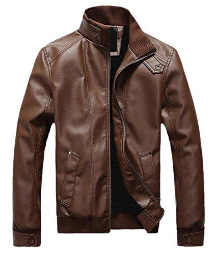 Zip Front Moto Jacket - 9