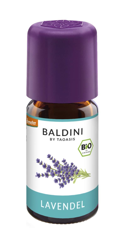 Baldini - Lavendelöl BIO, 100% naturreines ätherisches BIO Lavendel Öl fein aus Frankreich, Bio Aroma, 5 ml product image