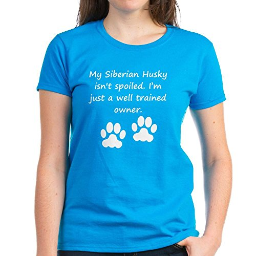 CafePress Trained Siberian T Shirt Comfortable