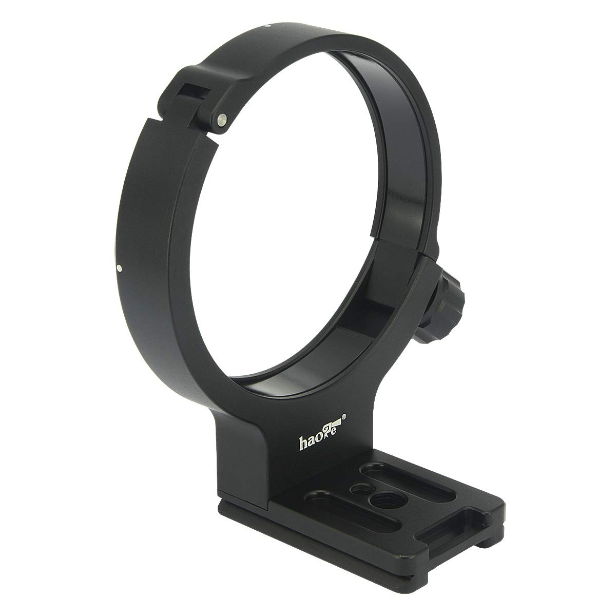 Haoge LMR-TL140 Lens Collar Replacement Foot Tripod Mount Ring Stand Base for Tamron 100-400mm f/4.5-6.3 Di VC USD A035 Lens Built-in Arca Type Quick Release Plate Replace Tamron A035TM by Haoge