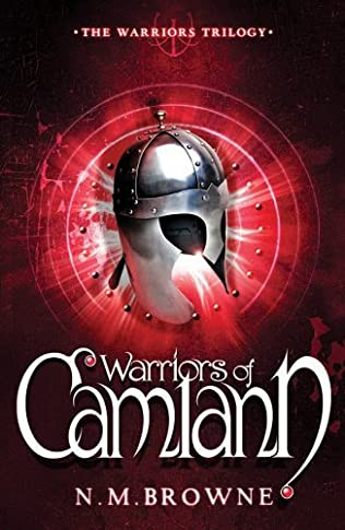 book cover of Warriors of Camlann