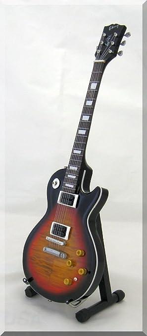 SLASH Miniatura Guitarra GUN N ROSES SNAKE: Amazon.es ...