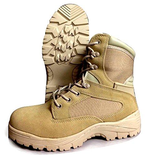 - Tru-Spec Insulated Tactical Response Boot - TAN - 9 REG