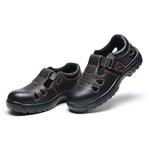 Chaussures de Sécurité Sandale DÉté Anti-Pénétration Résistant aux Pénétrations 041