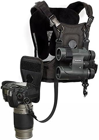 Cotton Carrier Ccs Geschirr System Für Fernglas Und Kamera