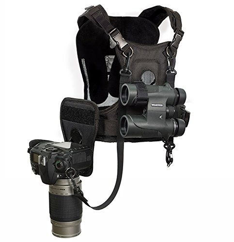 Cotton Carrier 923CBH CCS Binocular and Camera Harness the original  Camera Harenss System by Cotton Carrier