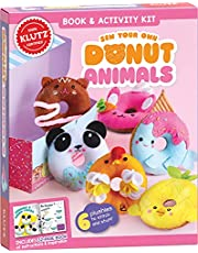 Sew Your Own Donut Animals