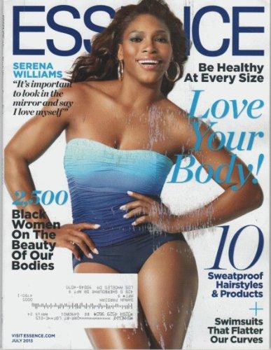 Inside Tennis Magazine - Essence Magazine (July 2013)