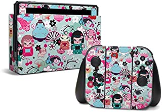 product image for Kimono Cuties - Decal Sticker Wrap - Compatible with Nintendo Switch