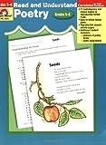 Read and Understand Poetry, Grades 5-6, Evan-Moor, 1557999945