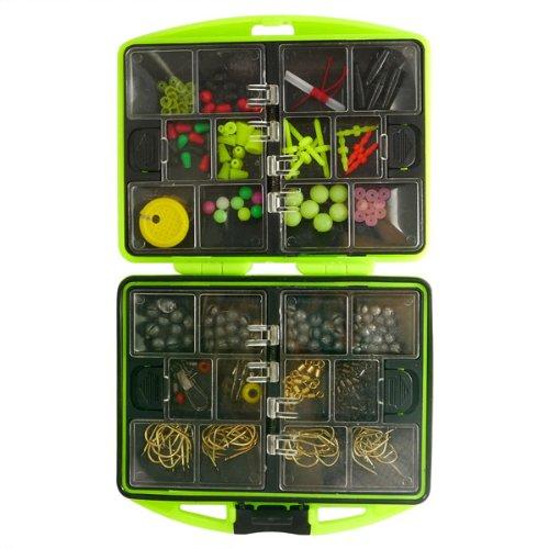 Assorted Fishing Tackles Swivels/jig Hooks /Lead Weight Beads Hooks Bells Snaps Jigs Connectors A45, Outdoor Stuffs