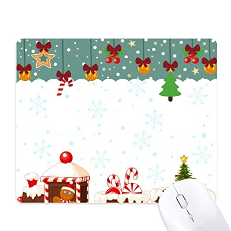 Christmas Candy Train.Amazon Com Christmas Candy Train Festival Mouse Pad Game