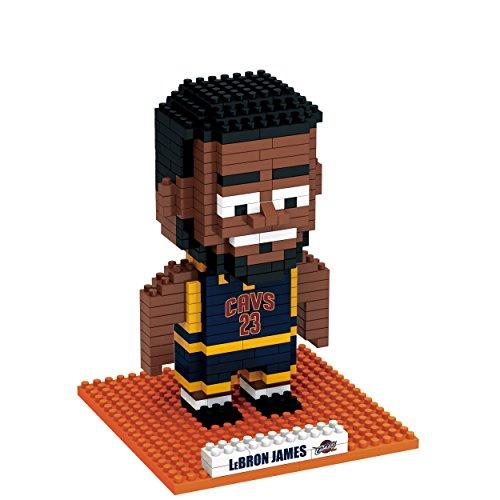FOCO Cleveland Cavaliers James L. #23 3D Brxlz - (Cleveland Indians Puzzle)