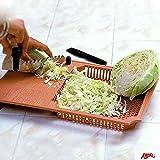 Anjali Cut-N-Wash Delux Chopping Board, Brown