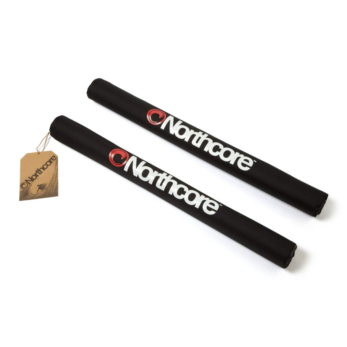 Northcore Roof Rack Bar Pads - 'Wide Load' 72cm NOCO21B