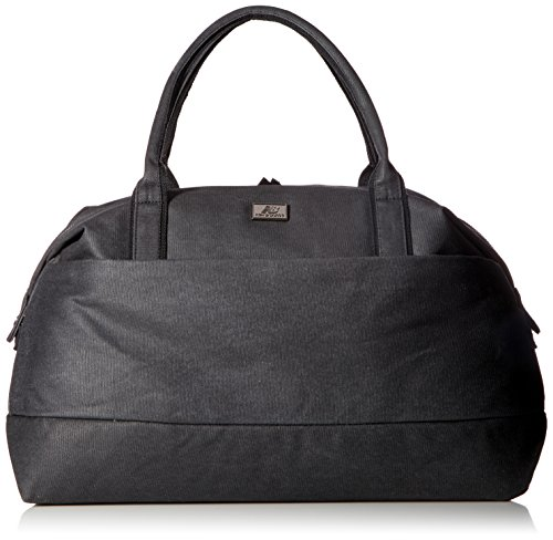 New Balance Women's Gym Duffel Bag, Black, One Size by New Balance
