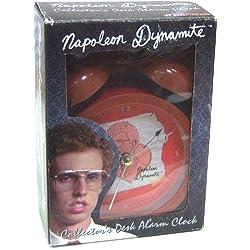 Napoleon Dynamite Desk Alarm Clock