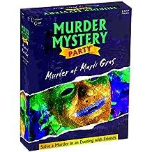 Murder Mystery Party Games - Murder at Mardi Gras
