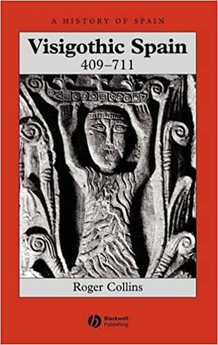 Book Visigothic Spain 409 - 711 (A History of Spain)