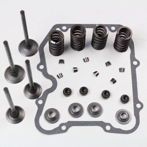 Niche Industries 1523 Polaris Ranger 500 Cylinder Head Valve Spring Rebuild Kit 1999-2013