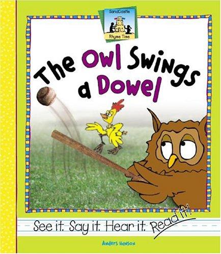 The Owl Swings a Dowel (Sandcastle: Rhyme Time) PDF