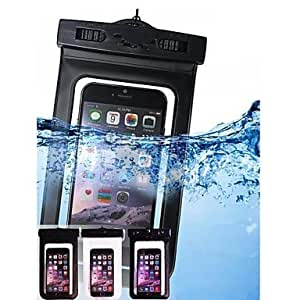 GDW Funda Impermeable/Riñonera - Innovador/Deportes y Exterior - paraiPhone 3G/3GS/iPhone 4/4S/iPhone 4/iPhone 5/iTouch 5/iPhone 5C/iPhone 5S/iPhone 6 , White