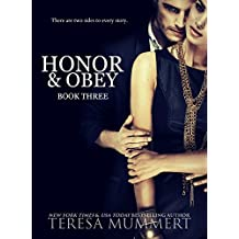 Honor & Obey (Honor Series Book 3)