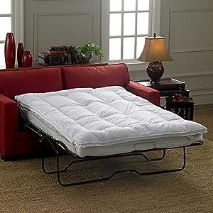 Amazoncom Sleeper Sofa Mattress TopperFull 75L x 54W Home
