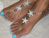 The Estelle Barefoot Sandal