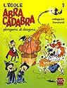 L'Ecole Abracadabra, tome 2 : Plongeons et dragons par Corteggiani