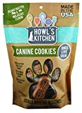 Howls'S Kitchen At319 Peanut Butter And Molasses Pet Treat Cookies, One Size/10 Oz