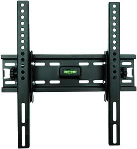 Bluetek Wall TV Mount for 26 - 46 Inch Screens , Black , BT-302T
