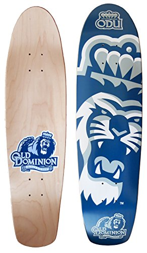 oard Deck Old Dominion University Skate Deck -DECK ONLY- 7Ply Maple ()