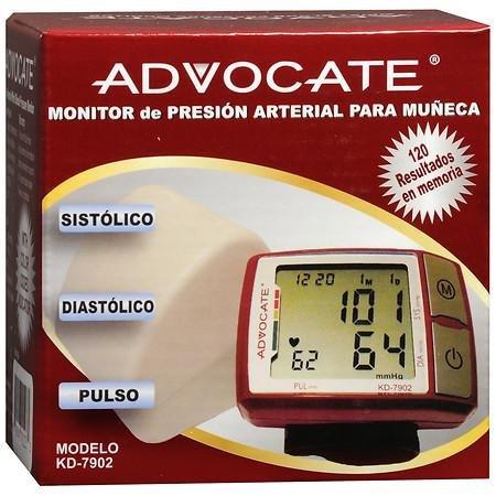 Advocate Wrist Blood Pressure Monitor - 3PC