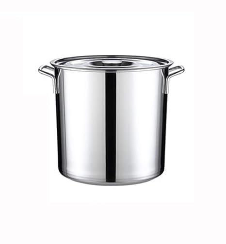 AA-SS-Soup pot Barril de Acero Inoxidable Comercial ...