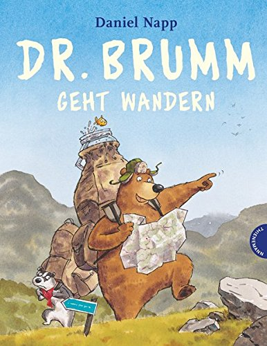 Dr Brumm Dr Brumm Geht Wandern Amazon De Daniel Napp Ba Cher