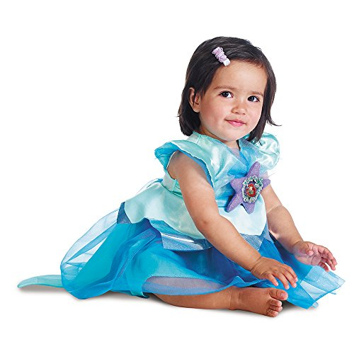 Disguise My First Disney Ariel Costume, Blue/Purple, 12-18 Months ()