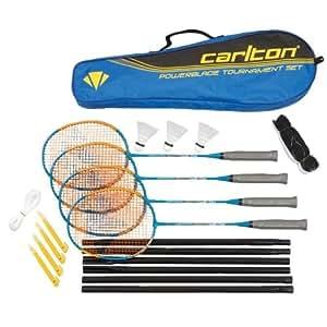 Carlton - Juego de bádminton (4 jugadores)