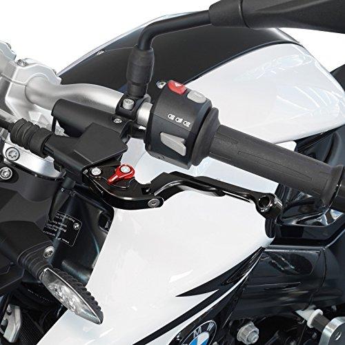 V-Trec Vario II//Vario Safety Motorrad Kupplung Bremshebel-Set f/ür Honda CB-1000 R 08-16 mit ABE Klappbar Verstellbar