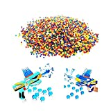 Colorful Soft Water Bullet Paintball Gun Toy Decoration Crystal Vase Filler Balls Beads