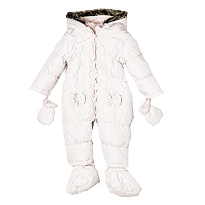 Babaluno - Combinaison de neige - Bébé (fille) 0 à 24 mois rose rosa 56/62