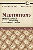 img - for Meditations (Clydesdale Classics) book / textbook / text book