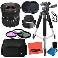 Sigma 10-20mm f/4-5.6 EX DC HSM Lens for Nikon Digital SLR Cameras - Advanced Kit